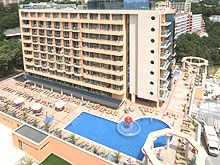 Astera Hotel Golden sands - general view photo