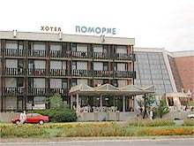Pomorie Hotel Sunny beach - general view photo