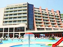 Helios Spa Hotel Golden sands - general view photo