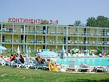 Kontinental 3-4 Hotel Sunny beach - general view photo