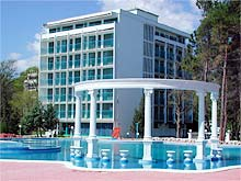 Rila Hotel Sunny beach - general view photo