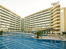 Grand Oasis Hotel Sunny beach - general view photo