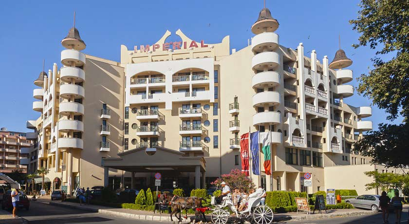 Imperial Hotel Sunny beach - general view photo