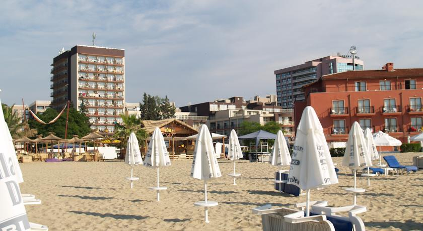 Orel Hotel Sunny beach - general view photo