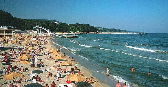 Varna Bulgaria General View Panorama