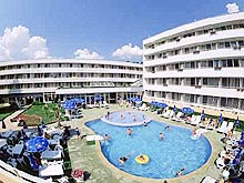Foto of Oasis Hotel in Albena, Bulgaria
