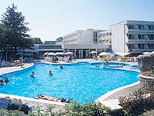 Foto of Altheya Hotel in Albena, Bulgaria