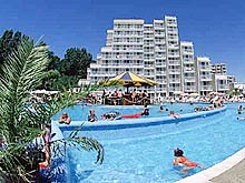 Foto of Elitsa Hotel in Albena, Bulgaria