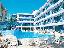 Image of Aphrodite Hotel in Golden sands, Bulgaria