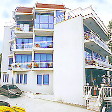 Iceberg Hotel Balchik - General view photo