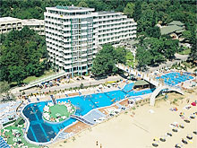Image of Morsko oko Hotel in Golden sands, Bulgaria