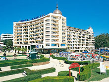 Image of Admiral Hotel in Golden sands, Bulgaria