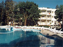 Image of Ljujak Hotel in Golden sands, Bulgaria