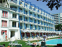 Image of Grifid Vistamar Hotel in Golden sands, Bulgaria