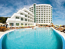 Image of Glarus Hotel in Golden sands, Bulgaria