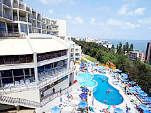 Image of Golden Beach Hotel in Golden sands, Bulgaria
