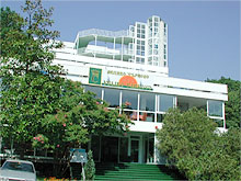 Image of Crown Plaza Hotel in Golden sands, Bulgaria