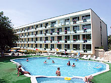 Image of Slavey Hotel in Golden sands, Bulgaria