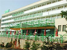 Image of Central Hotel in Golden sands, Bulgaria