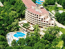 Image of Kristal Hotel in Golden sands, Bulgaria