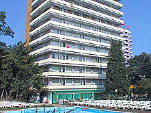 Image of Warshawa Hotel in Golden sands, Bulgaria