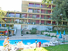 Gradina Hotel Golden sands - General view photo