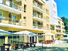 Image of Golden Horn Hotel in Golden sands, Bulgaria