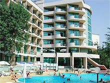 Image of Palm Beach Hotel in Golden sands, Bulgaria