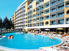 Image of VIVA Club Hotel in Golden sands, Bulgaria