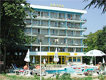 Image of Diana Hotel in Golden sands, Bulgaria