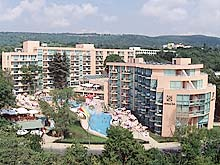 Image of Mimosa Hotel in Golden sands, Bulgaria