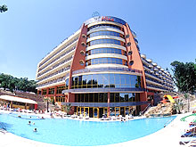 Image of Atlas Hotel in Golden sands, Bulgaria