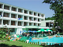 Picture of Perunika Hotel in Golden sands, Bulgaria