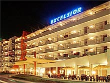 Image of Excelsior Hotel in Golden sands, Bulgaria