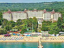Image of Melia Grand Hermitage Hotel in Golden sands, Bulgaria