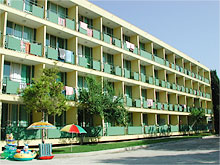 Image of Tintyava Hotel in Golden sands, Bulgaria