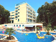 Image of Holiday Park Hotel in Golden sands, Bulgaria