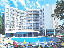 Image of Elena Hotel in Golden sands, Bulgaria