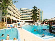 Image of Edelweis Hotel in Golden sands, Bulgaria
