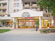 Foto of Dolphin Hotel in St.St.Const.Elena, Bulgaria