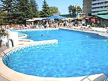 Image of Yantra Hotel in Sunny beach, Bulgaria