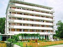 Image of Olymp Hotel in Sunny beach, Bulgaria