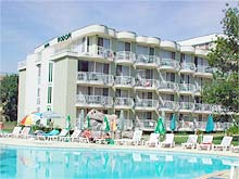 Image of Rodopi Hotel in Sunny beach, Bulgaria