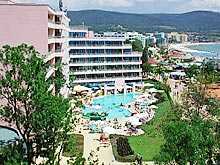 Picture of Globus Hotel in Sunny beach, Bulgaria