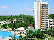 Image of Iskar Hotel in Sunny beach, Bulgaria