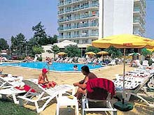 Image of Svezest Hotel in Sunny beach, Bulgaria