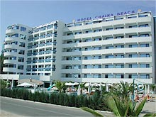 Image of Chaika Beach Hotel in Sunny beach, Bulgaria