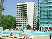 Image of Shipka Hotel in Sunny beach, Bulgaria