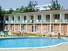 Image of Jupiter Hotel in Sunny beach, Bulgaria