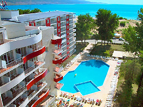 Picture of Fenix Hotel in Sunny beach, Bulgaria